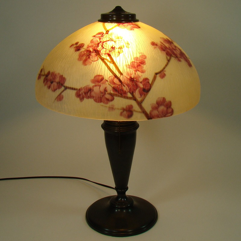 Pittsburgh Electric Table Lamp with Reverse