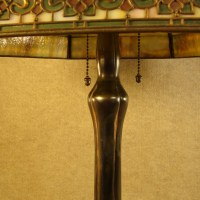 Handel Panel Lamp, Arts & Crafts | DTR Antiques