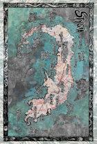 Exalted 3e Map : exalted, Stygia, Poster, Publishing, Wraith, Anniversary, DriveThruRPG.com