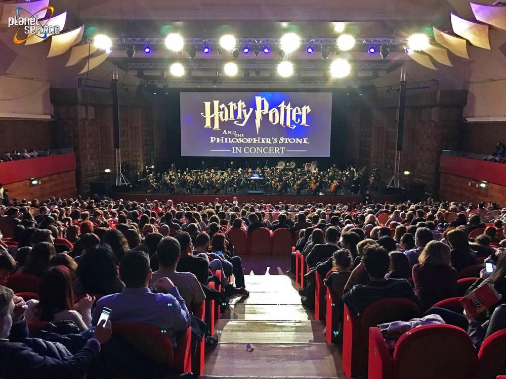 medium resolution of harry potter film concert with dts it s magic right away