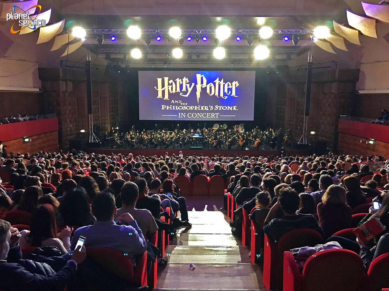 hight resolution of harry potter film concert with dts it s magic right away