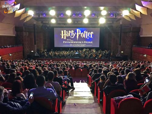 small resolution of harry potter film concert with dts it s magic right away