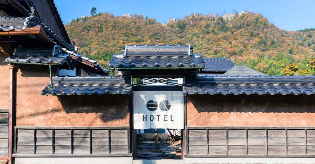 兵庫「天空之城」城下的夢幻住宿體驗!頂級古民家旅館「竹田城城下町HOTEL EN」 | 樂吃購!日本