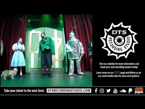 Merry OId Land Of Oz - The Wizard Of Oz 071518 (Promo)