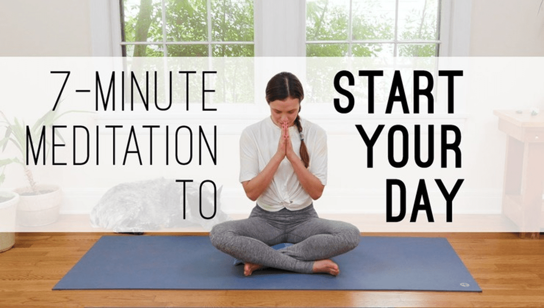 Meditation to Start Your Day | Find What Feels Good