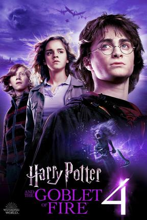Harry Potter and the Goblet of Fire - streaming