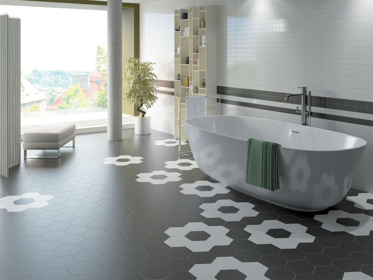 hexagon wall floor tiles portsmouth