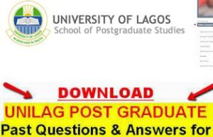 UNILAG MSc Computer Science Past Questions and Answers | Free PDF Download
