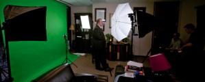 green screen in dallas studio