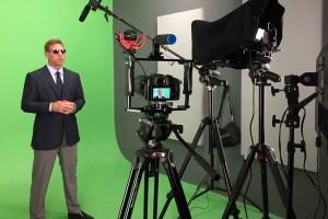 green screen studio 1