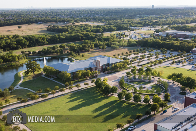 dallas tx aerial photographer