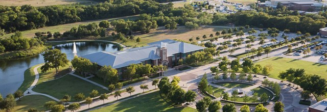Aerial Photography of Keller, Texas
