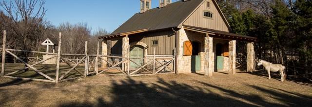 Architecture Photography in Dallas: Fossil Barn