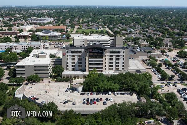 medical center plano aerial_001