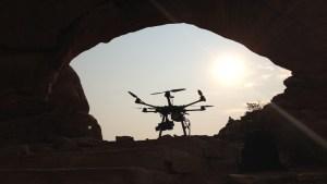 dallas 333 drone video