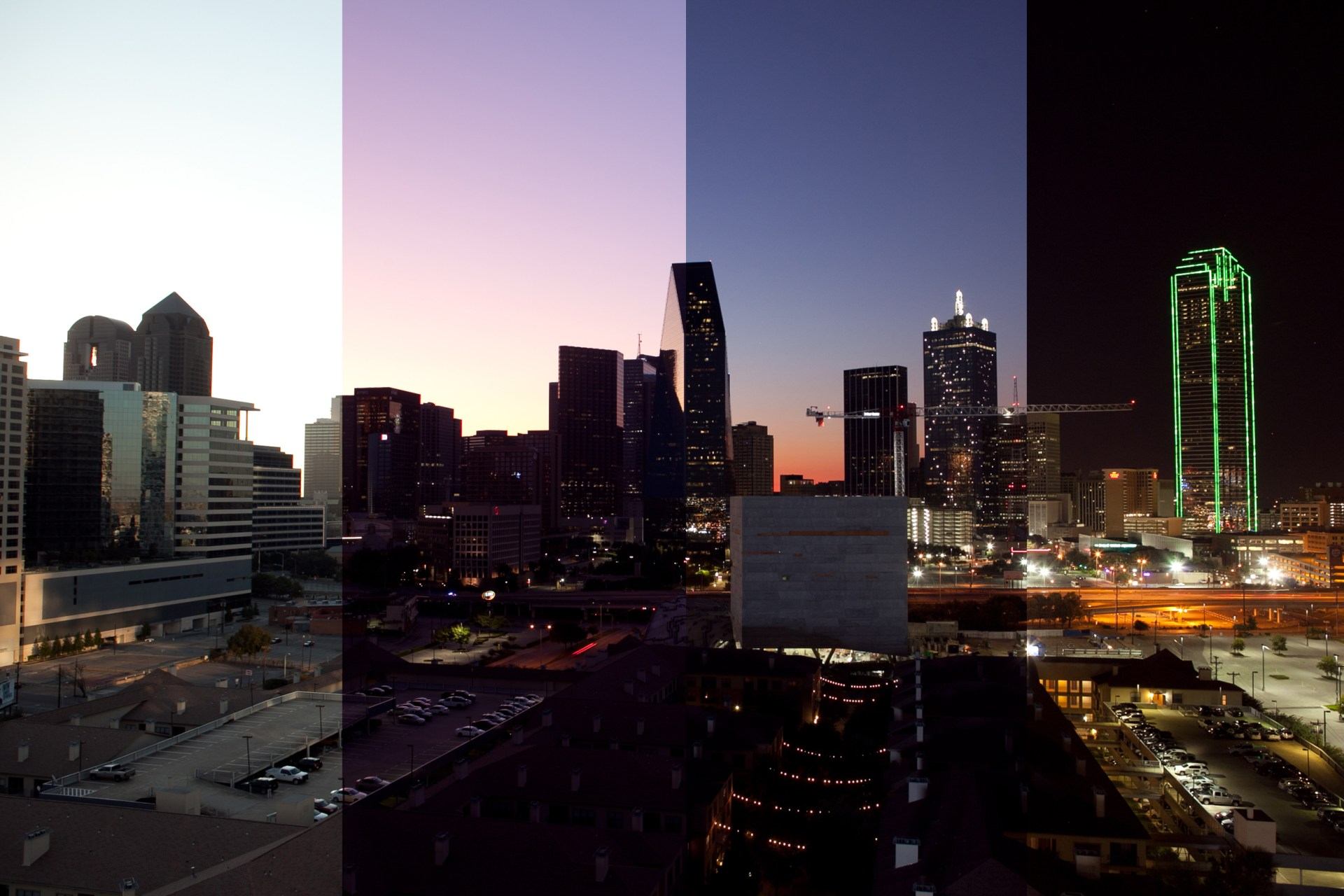 timelapse dallas texas video 2500px