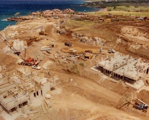 Wailea Point History
