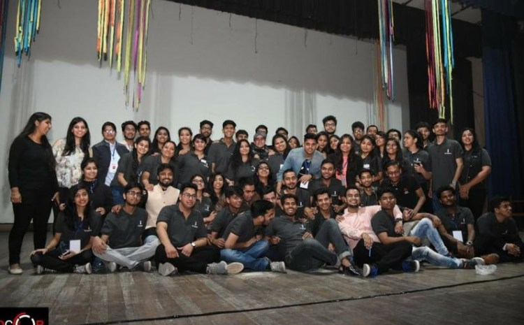 The Corporates – The commerce society of Satyawati College
