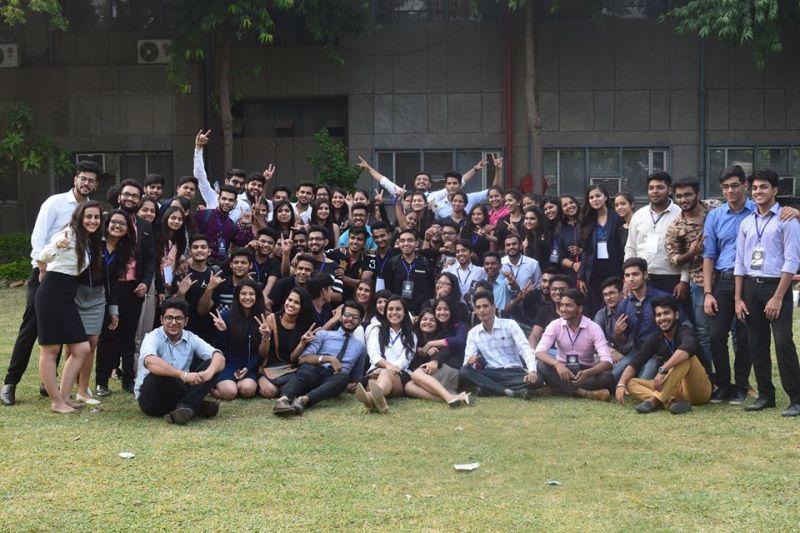 moti lal nehru college commerce
