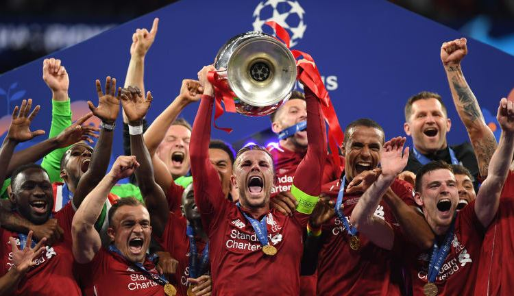UEFA Champions League : Liverpool crowned champions after 2-0 win over Spurs