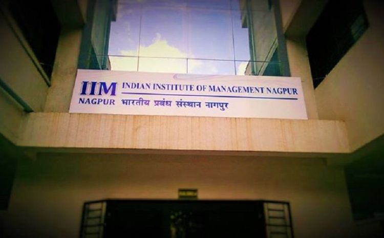 IIM Nagpur doesn't let anything affect the growth of their students