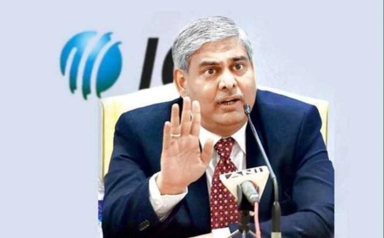 Shashank Manohar - ICC Chairman