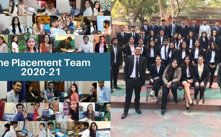 TOP PLACEMENT CELL OF DELHI UNIVERSITY 2020-21