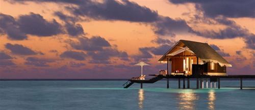 Khách sạn Reethi Rah ở Maldives