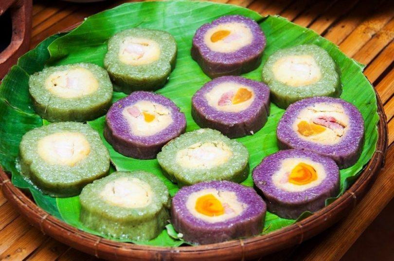 Hình ảnh bánh tét Phú Quốc ngon lạ đẹp