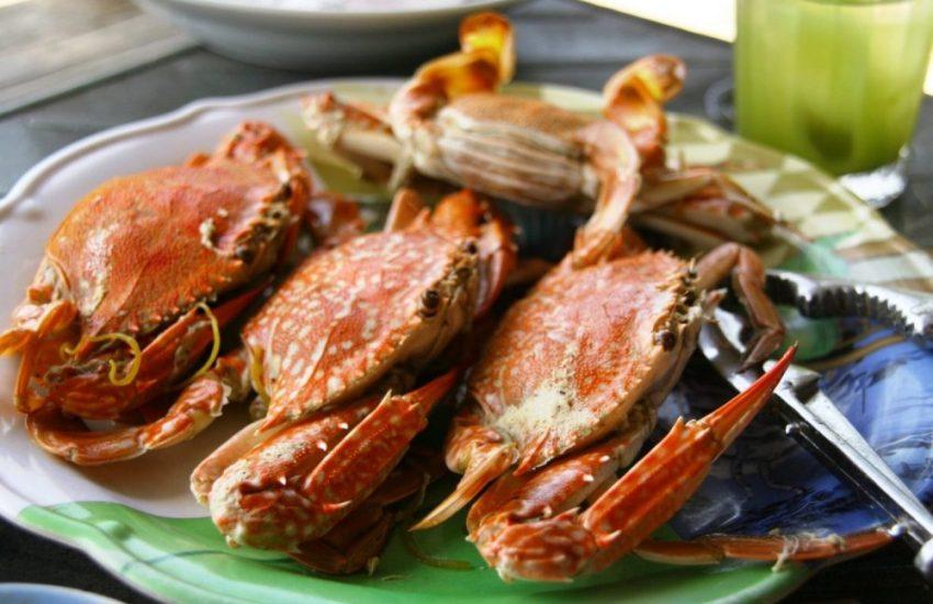 Món ghẹ Hàm Ninh Phú Quốc bao nhiêu tiền 1kg