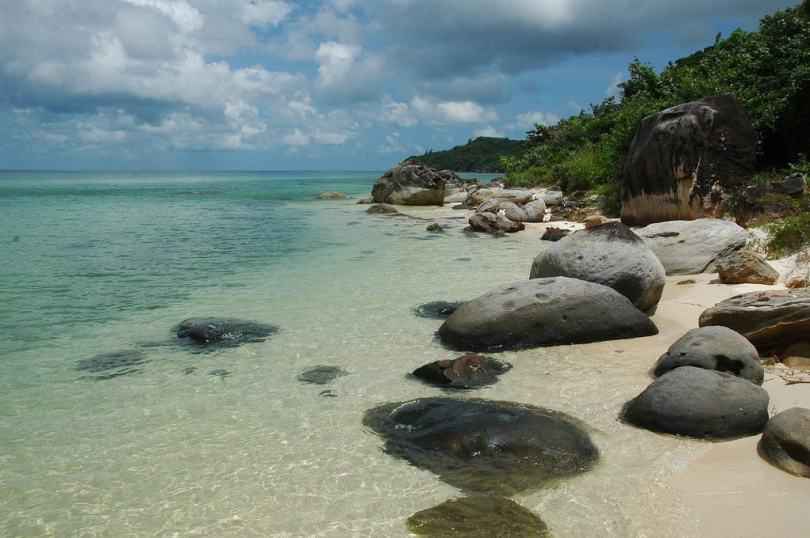 Vẻ đẹp Bãi Sao - một trong 14 địa điểm du lịch Phú Quốc không thể bỏ qua
