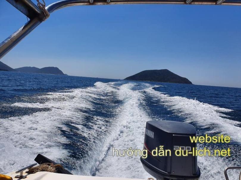 Hình ảnh tour 4 đảo Nha Trang