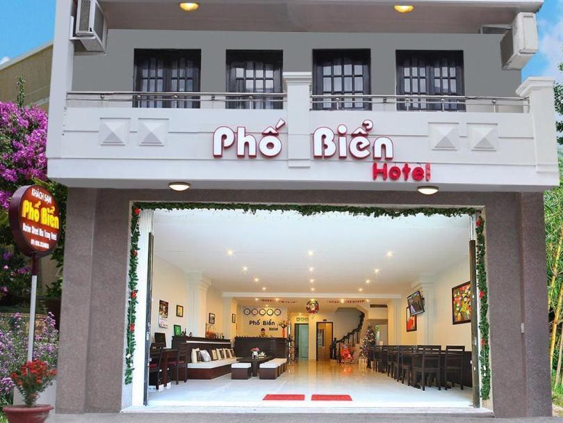 Hình ảnh khách sạn Phố Biển cụm 64 Trần Phú Nha Trang