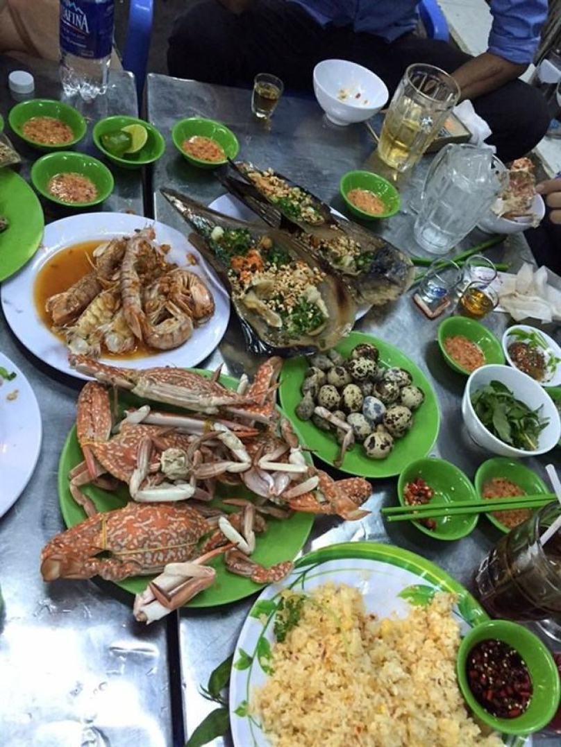 Địa điểm quán ăn hải sản Nha Trang ngon bổ rẻ là chỗ nào