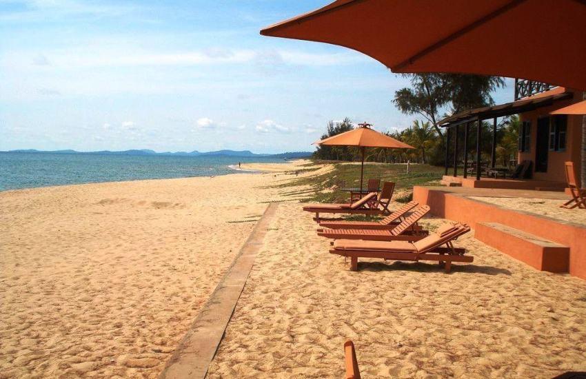 Bãi Dài - một bãi biển đẹp của Phú Quốc