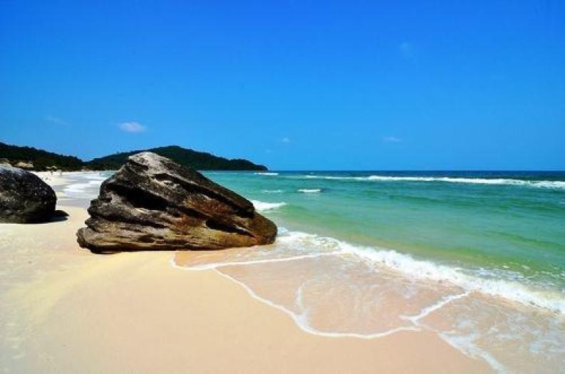 Bãi biển nào đẹp nhất Việt Nam ngoài Bãi Sao