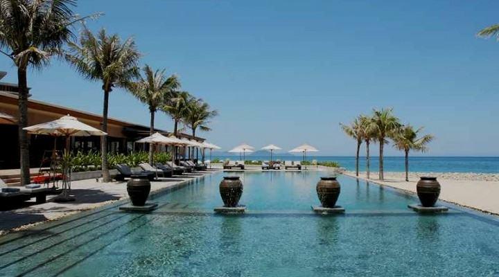 Tìm được khách sạn có bãi biển riêng sẽ thoải mái hơn rất nhiều