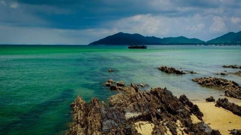 Hình ảnh đảo Cô Tô con