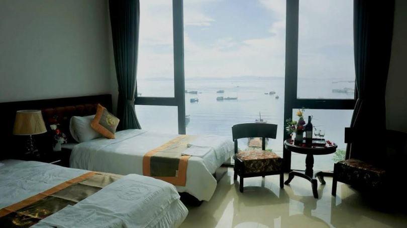 Review khách sạn Tuấn Vũ: khách sạn đẹp nhất cô tô