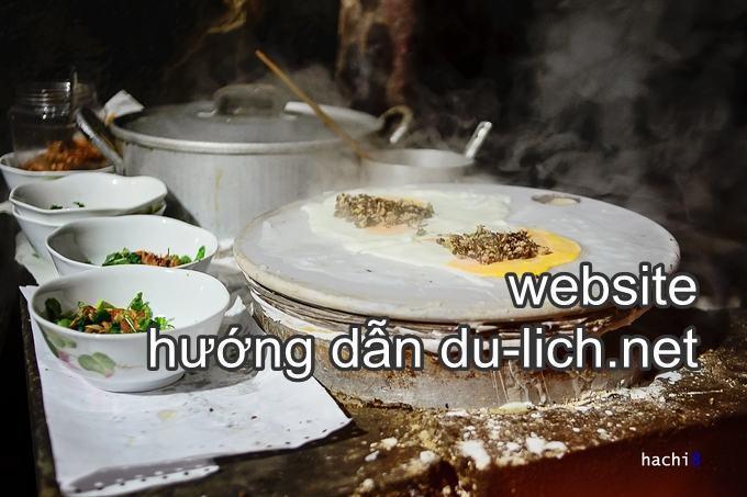 Các món ăn ngon ở Đồng Văn: bánh tráng lướt