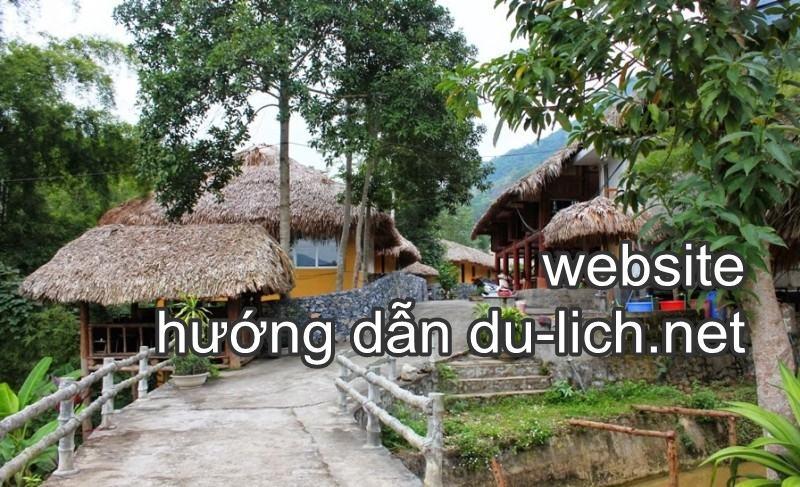 Hình ảnh các homestay ở Hà Giang đẹp như tranh: bản Tiến Thắng