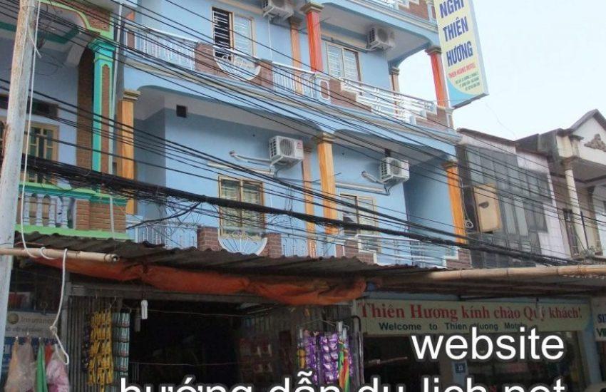 Hình ảnh nhà nghỉ Thiên Hương Đồng Văn Hà Giang