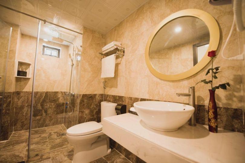 Giá khách sạn tại Sapa không rẻ, loại trung bình khoảng 500-900K