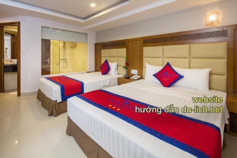 Hình ảnh phòng khách sạn Sun City Nha Trang