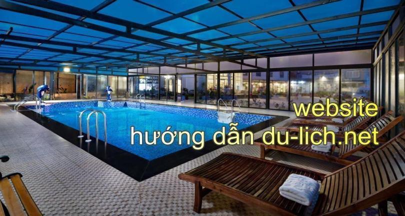 Hình ảnh khách sạn Freesia Sapa: khu vực bể bơi nước nóng