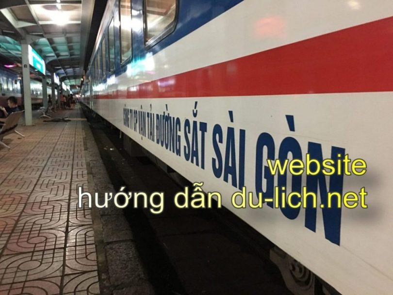 Review 1 chuyến đi tàu du lịch 5 sao Sài Gòn - Nha Trang