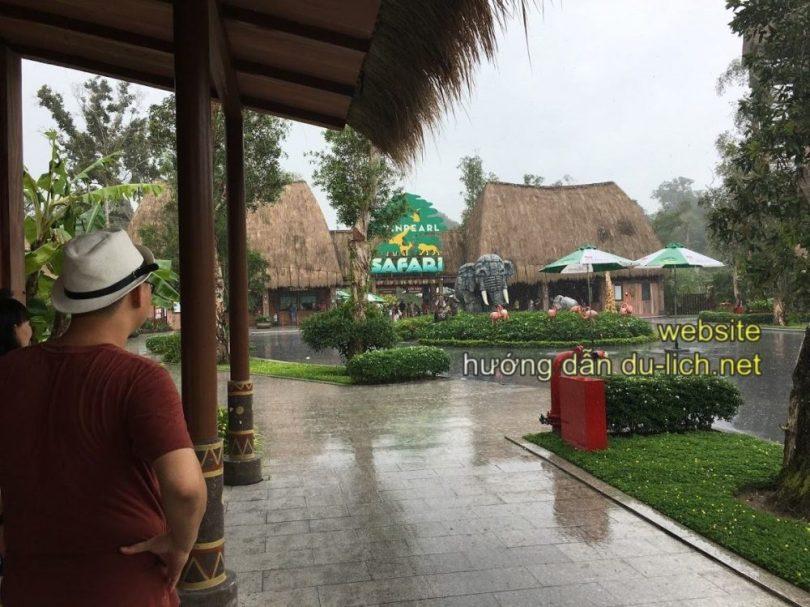 Review kinh nghiệm du lịch Phú Quốc đúng dịp mưa gió tơi bời