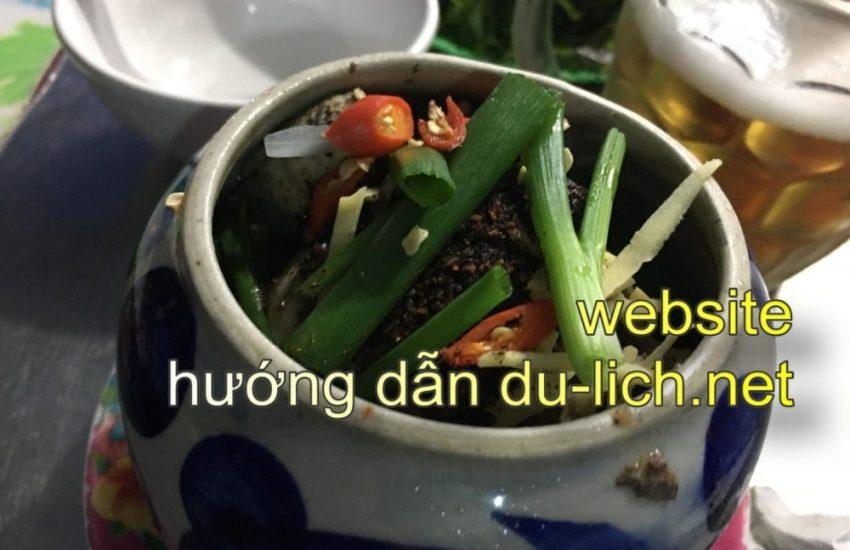 Hình ảnh món mắt cá ngừ Phú Yên - ăn ở đâu ngon
