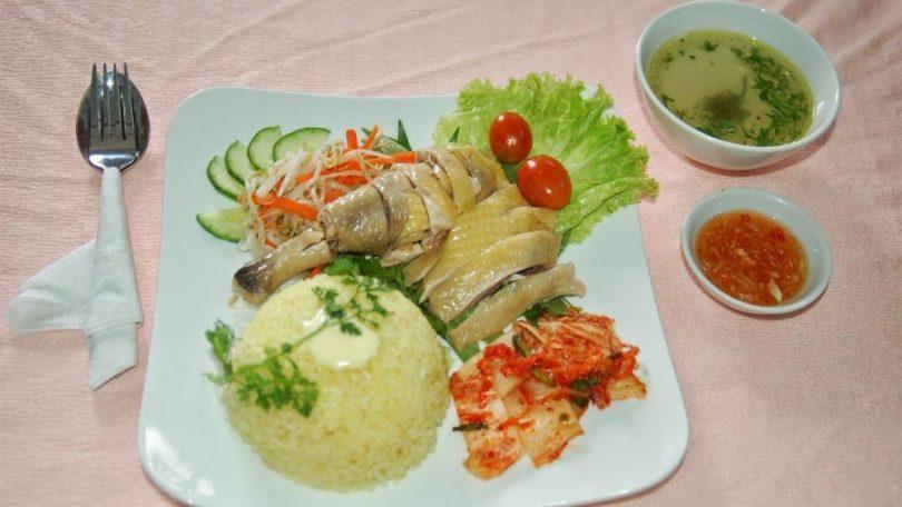 Hình ảnh cơm gà Phú Yên (1)