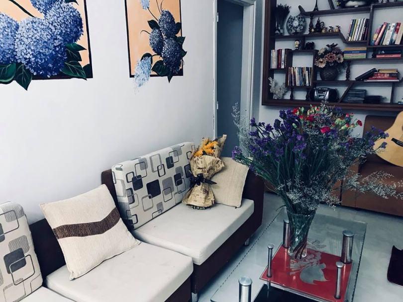 Hình ảnh May Homestay ở Tuy Hòa Phú Yên với phòng đọc sách
